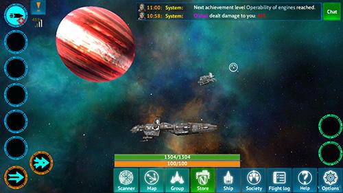 Nebula online: Reborn для Android