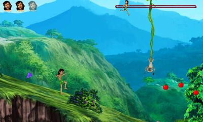 Jungle book - The Great Escape für Android
