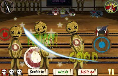 Capture d'écran Mec Ninja:Ecole des Ninjas sur iPhone