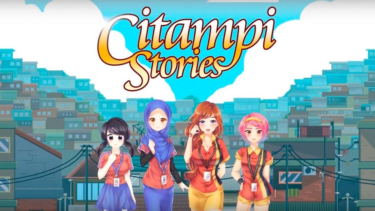 Citampi Stories: Offline Love and Life Sim RPG screenshot 1