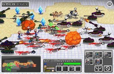 Screenshot Doodle Krieg 2: Counter Strike Krieg auf dem iPhone