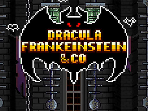 Dracula, Frankenstein and Co vs the villagers Screenshot