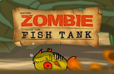 Capture d'écran Le poisson Zombie sur iPhone