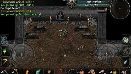Screenshot 9te Dämmerung 2 auf dem iPhone