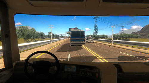 Truck simulator 2019 for Android