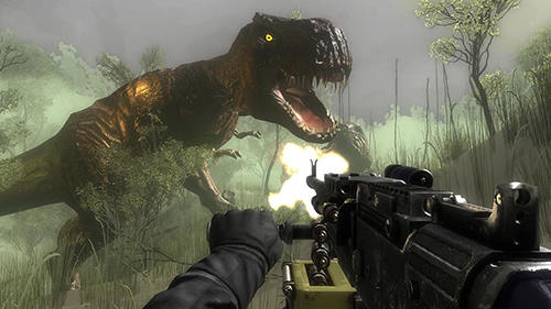Safari deadly dinosaur hunter free game 2018 Screenshot