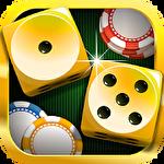 Farkle: Golden dice game Symbol