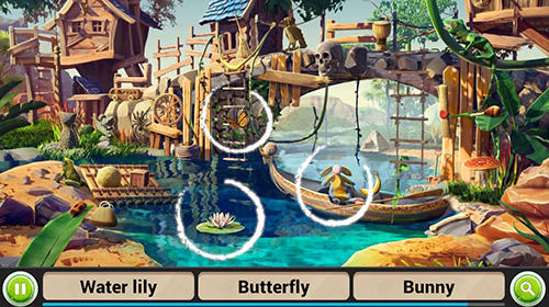 Hidden object fairy tale stories: Puzzle adventure для Android