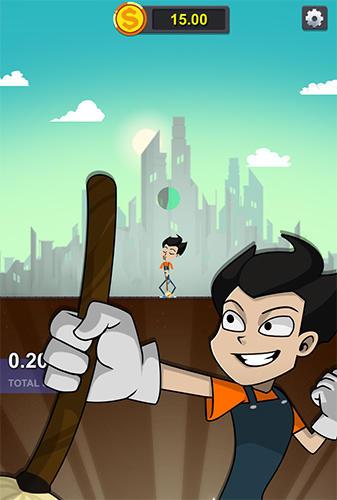 Illuminati adventure: Idle game and clicker game in English