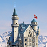 Castles of mad king Ludwig Symbol