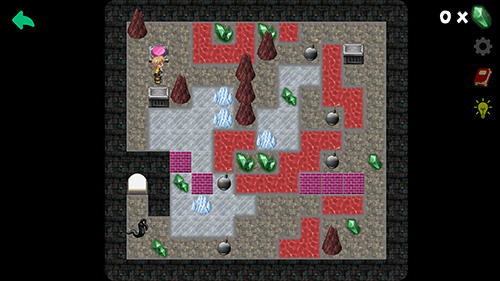 RPG puzzle para Android