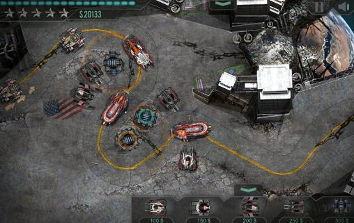 National defense: Space assault para Android