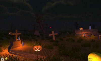 Arcade-Spiele Halloween Range für das Smartphone