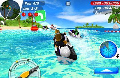 Carreras de  motos acuáticas 2 en español