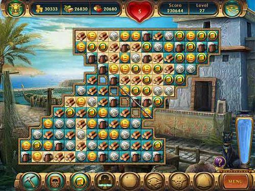Arcade-Spiele: Lade Ägyptisches Wiegenlied auf dein Handy herunter