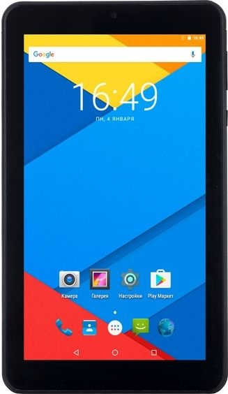 Ergo Tab A720 applications
