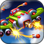 Air force X: Space shooter wars Symbol