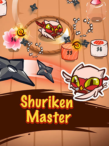 Shuriken master! Screenshot