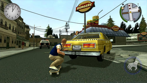 Action games Bully: Anniversary edition for smartphone