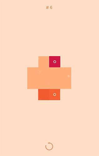 Logikspiele Square it! für das Smartphone