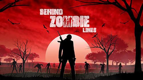 Behind zombie lines Screenshot