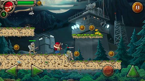 Скриншот Zombie raid survival 2 на андроид
