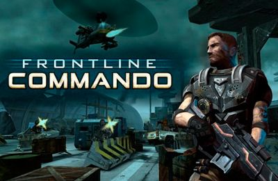 logo Frontline Commando