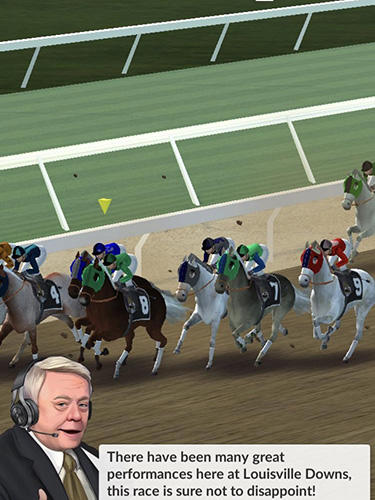 Horse racing manager 2018 Screenshot