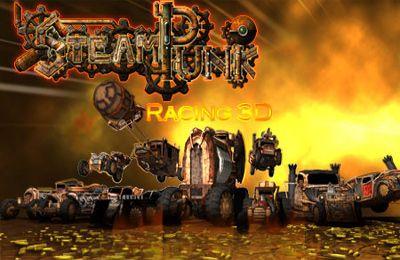 logo Steampunk Rennen 3D