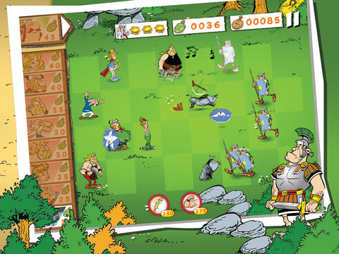 Asterix: Represalia total para iPhone gratis