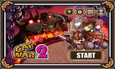 Cat War 2 Screenshot