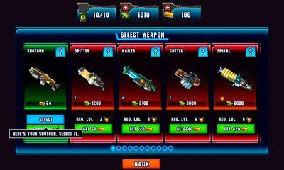 Monster Shooter 2: Back to Earth screenshots