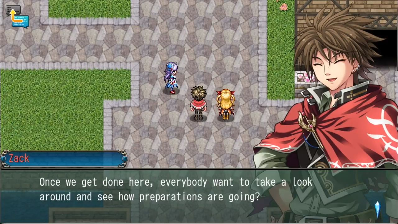 RPG Asdivine Hearts 2 screenshot 1
