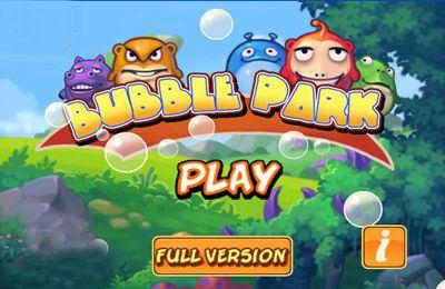 логотип Парк Пузырей