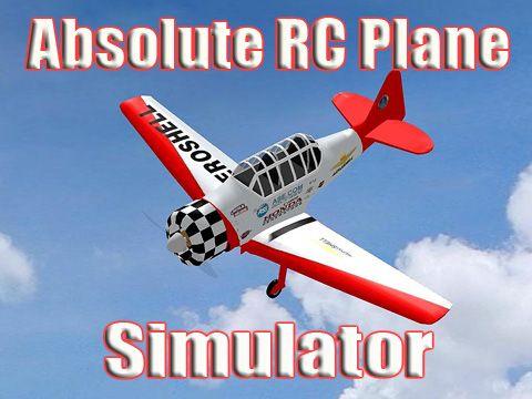 logo Le simulateur absolu des avions télécommandés