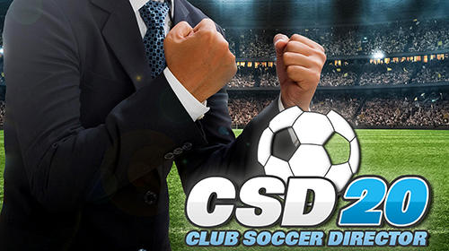 Club soccer director 2020: Soccer club manager captura de tela 1