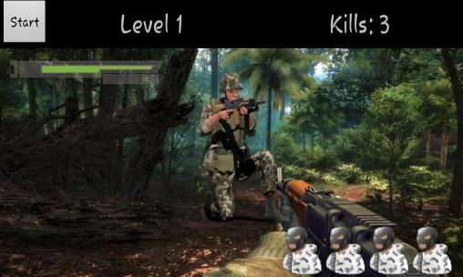 SWAT sniper 3d: Shooter target for Android