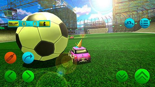Fußball Pocket football 2 auf Deutsch