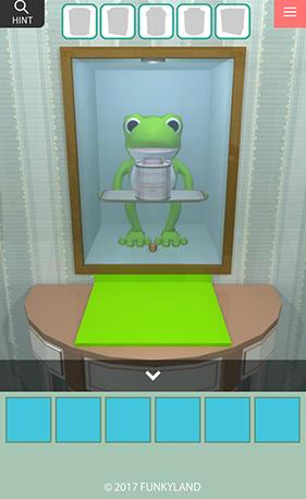 Escape a tea salon Screenshot