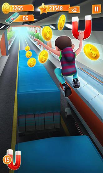 Bus rush für Android