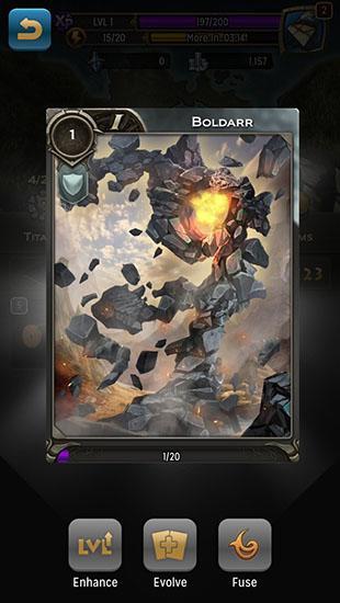 Titans capture d'écran 1