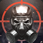 Hopeless raider: Zombie shooting games Symbol