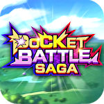 Pocket battle saga icône