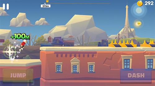 Arcade-Spiele: Lade Zerstörerischer Lauf auf dein Handy herunter
