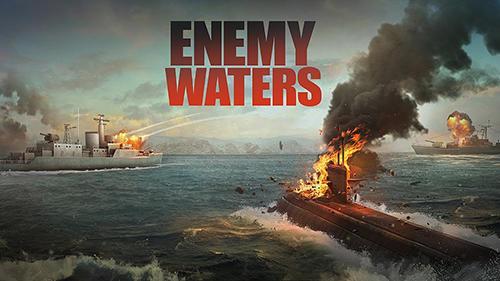 Enemy waters: Submarine and warship battles screenshot 1
