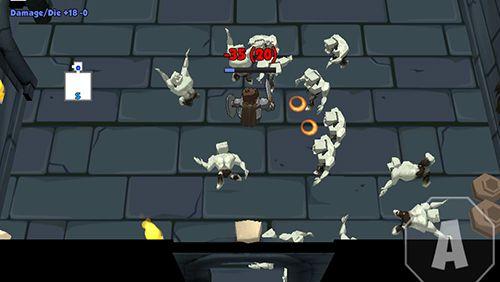 Screenshot Dungeon Time auf dem iPhone
