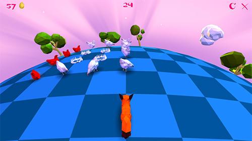 Good morning fox: Runner game für Android
