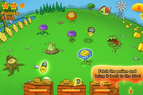 Strategie: Lade Bienenfarm auf dein Handy herunter
