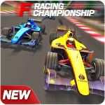 Formula 1 Racing championship Symbol