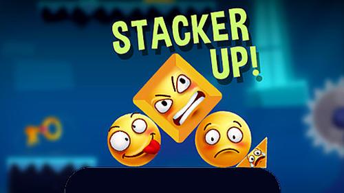 Stacker up! Physics puzzles Screenshot